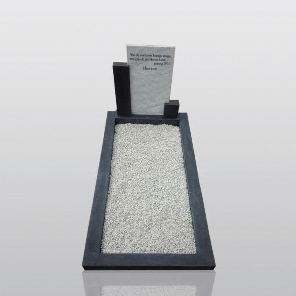 grafmonument, marmer, hardsteen, kiezel, jan reek natuursteen
