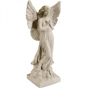 accessoires, engel, porselein, natuursteen, jan reek natuursteen